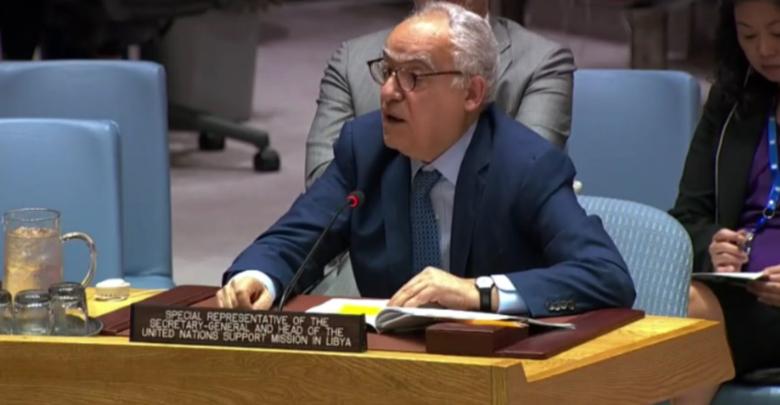 Photo of إحاطة للممثل الخاص للأمين العام للأمم المتحدة أمام مجلس الأمن حول الوضع في ليبيا