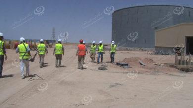 Photo of الوحدة الرابعة لمحطة كهرباء أوباري تدخل العمل على الشبكة العامة