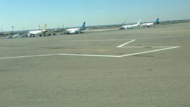 Photo of تعليق مؤقت لحركة الملاحة الجوية بمطار معيتيقة