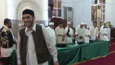 Photo of اختتام مسابقة حفظ وتجويد القرآن بزاوية (الشيخ عبدالسلام الأسمر)