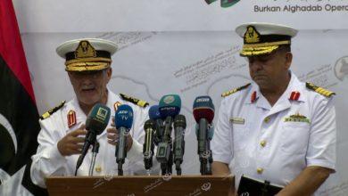 Photo of الناطق باسم رئاسة أركان القوات البحرية:  انخفاض مستمر للهجرة مُنذ يوليو الماضي