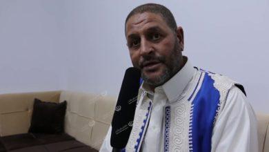 Photo of تكريم مؤسسي حي (شهداء الكوز) بمدينة إجخرة