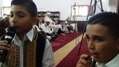 Photo of شعائر صلاة عيد الفطر بمسجد عمرو بن عبد العزيز (أبوقبرين) في زوارة