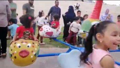 Photo of فرحة الأطفال وبهجتهم في عطلة العيد