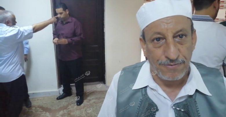 Photo of حفل معايدة بمدرية أمن صرمان