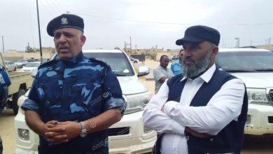 Photo of رئيس جهاز الهجرة غير الشرعية في زوارة