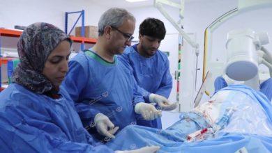 Photo of مركز طبرق الطبى يستأنف عمليات القسطرة القلبية