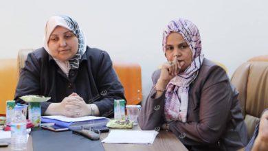 Photo of اجتماع موسع لمناقشة الإشكاليات والمعوقات التي تواجه كلية الآداب والعلوم بجامعة توكرة
