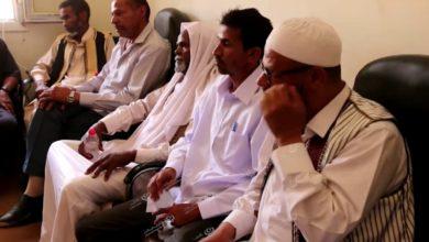 Photo of مدير أمن سبها يجتمع مع مخاتير المحلات بالبلدية