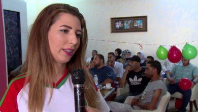 Photo of الجالية المغربية في ليبيا تتجمع لمتابعة منتخبها في البطولة الإفريقية