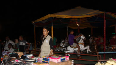 Photo of توزيع أضاحي العيد في احتفالية ترفيهية للنازحين بطرابلس