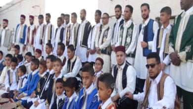 Photo of حفل معايدة في جالو بمناسبة عيد الفطر