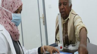 Photo of إتمام اجراءات الكشف الطبي لحجاج جالو أوجلة