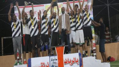 Photo of فريق القلعة بطل أبطال الدوريات الرمضانية في سبها