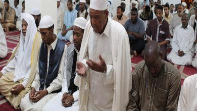 Photo of إحياء (ليلة القدر) الموافق 27 من رمضان في مسجد الرحمة بدرج