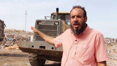 Photo of معاناة بلدية أبوسليم من تحول المكب المرحلي إلى دائم بسبب الحرب