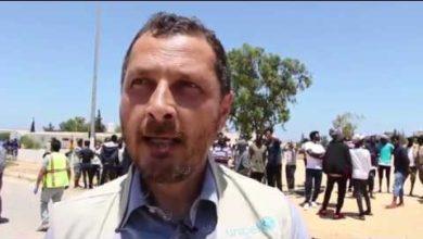 Photo of رئيس بعثة شؤون اللاجئين في ليبيا: نعمل على ترحيل المهاجرين لأماكن آمنة