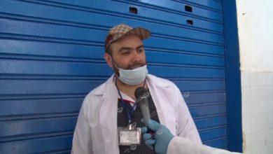Photo of مركز الرقابة على الأغذية والأدوية والحرس البلدي ينفذان حملة تفتيشية على محلات سوق الحوت بطرابلس