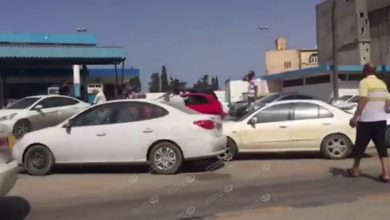Photo of ازدحام شديد على محطات الوقود والأسباب غير واضحة