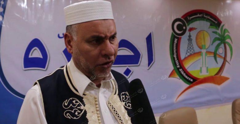 Photo of زيارة رئيس هيئة الإعلام والثقافة بالحكومة المؤقتة الي بلدية إجخرة
