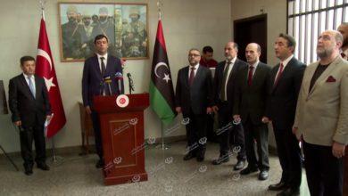 Photo of سفارة تركيا في ليبيا تحيي ذكرى يوم الديمقراطية والوحدة الوطنية