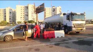 Photo of شركة البريقة لتسويق النفط توفر محطات وقود متنقلة لتخفيف الإزدحام