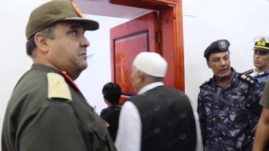 Photo of افتتاح مقر منطقة طبرق العسكرية بعد الصيانة