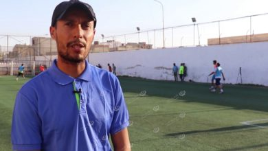 Photo of اختتام دوري كرة القدم بنادي الصقور