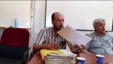 Photo of اجتماع داخل طبي سبها لمناقشة الصعوبات التي تواجهه