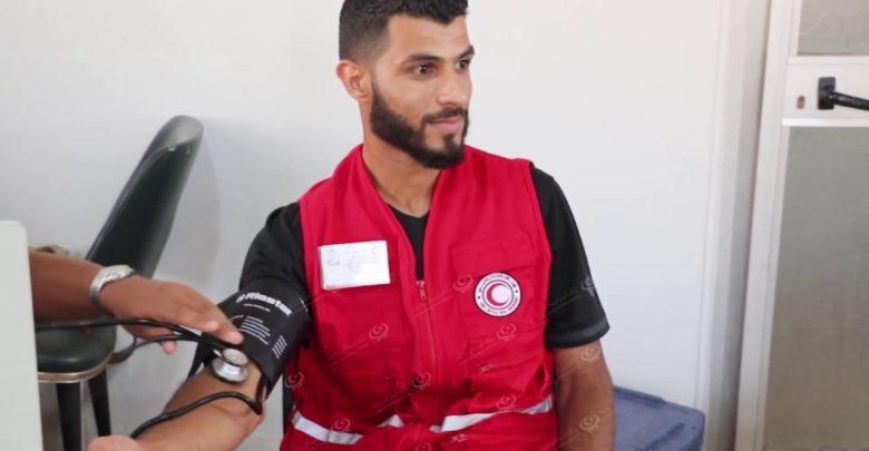 Photo of الهلال الأحمر فرع توكرة بالتعاون مع مصرف الدم بنغازي يطلقان حملة للتبرع بالدم