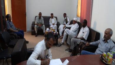 Photo of مكتب الزراعة جالو يعقد اجتماع حول تفعيل دور الجمعية الزراعية بالمدينة