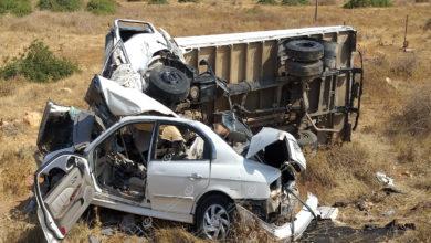 Photo of وفاة مواطن و شقيقته في حادث سير آليم علي الطريق الساحلي بتوكرة