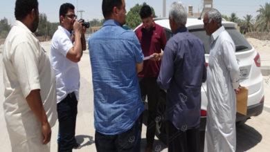 Photo of زيارة مدير مكتب المشروعات بالحكومة الليبية المؤقتة للمجلس التسييري جالو