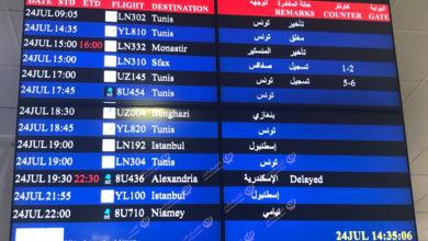 Photo of حركة الملاحة طبيعية في مطار معيتيقة وشركات النقل بين الإهتمام والإهمال