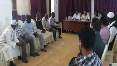Photo of بلدي إدري الشاطئ يجتمع مع مديرو المراكز الصحية و المستشفيات علي مستوي البلدية
