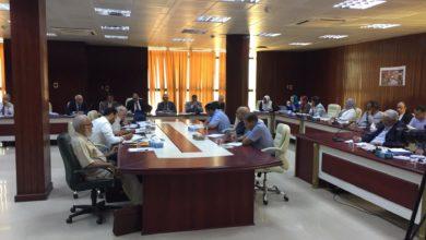 Photo of اجتماع موسع لوزارة التعليم بحكومة الوفاق