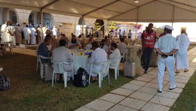Photo of انطلاق أولى رحلات حجاج بيت الله الحرام من مطارات (معيتيقة، مصراتة، بنينة)