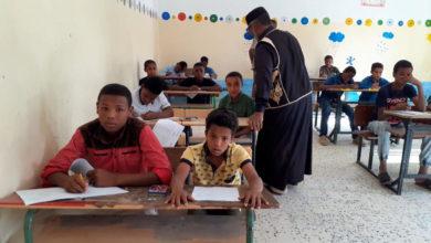Photo of بداية الامتحانات النهائية لطلبة النقل بالتعليم الأساسي والمتوسط في درج