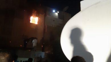 Photo of شمعة تتسبب في احتراق شقة مواطن بحي المهدية في سبها