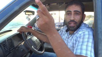 Photo of نقص في وقود البنزين بمدينة جالو