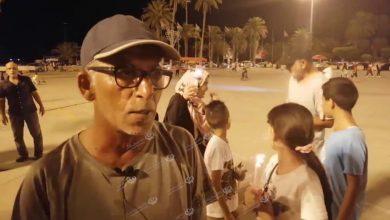 Photo of عدد من سكان مدينة طرابلس يعبرون عن احتجاجهم من انقطاع التيار الكهربائي لساعات