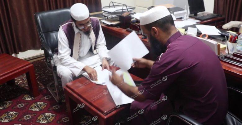 Photo of صندوق الزكاة توكرة يوزع سلات تموينية و منح مالية علي الأسر المستهدفة