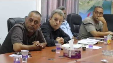 Photo of اجتماع لوقف ظاهرة البناء العشوائي بطبرق