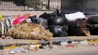 Photo of مخلفات وجلود الأضاحي تفاقم من أزمة القمامة وتنذر بكارثة