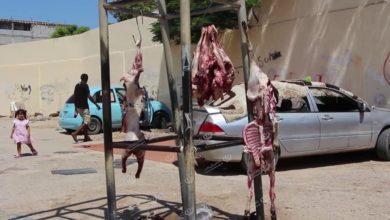 Photo of بعض من أحوال النازحين في أول أيام عيد الأضحى المبارك