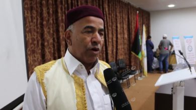 Photo of تكريم بلدية إجخرة على استضافتها ملتقي القبائل الليبية