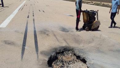 Photo of قذيفة تصيب مهبط مطار زوارة بأضرار طفيفة
