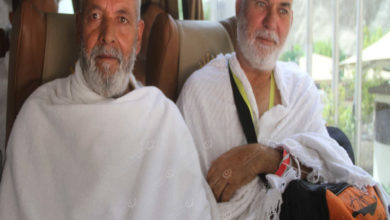 Photo of تنسيقية أسر الشهداء والمفقودين والمبتورين تفوج حجيجها إلى عرفات