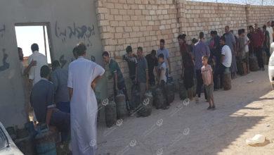 Photo of المجلس البلدي اجدابيا يوجه الحرس البلدي لمصادرة اسطوانات الغاز التي تباع بالمخالفة