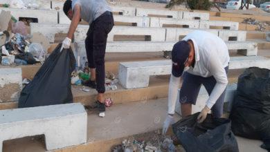 Photo of حملة (#نحن_أولادها) لتنظيف بحيرة السرايا ومحيطها